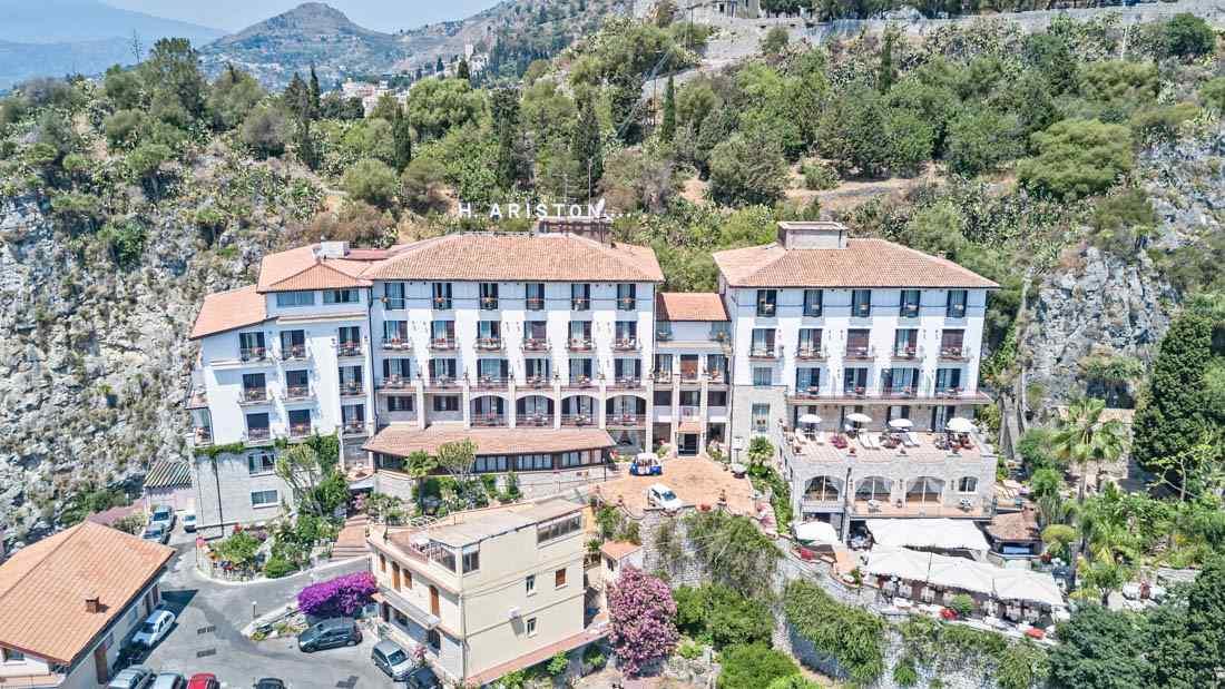 Capodanno Hotel Ariston e Palazzo Santa Caterina