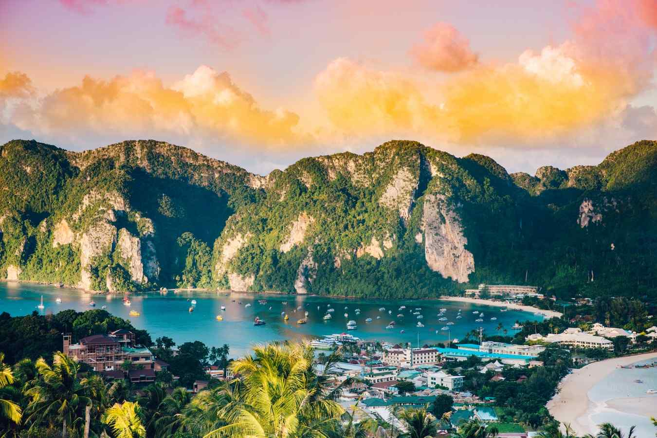 Un viaggio verso l'Australia passando per Bangkok