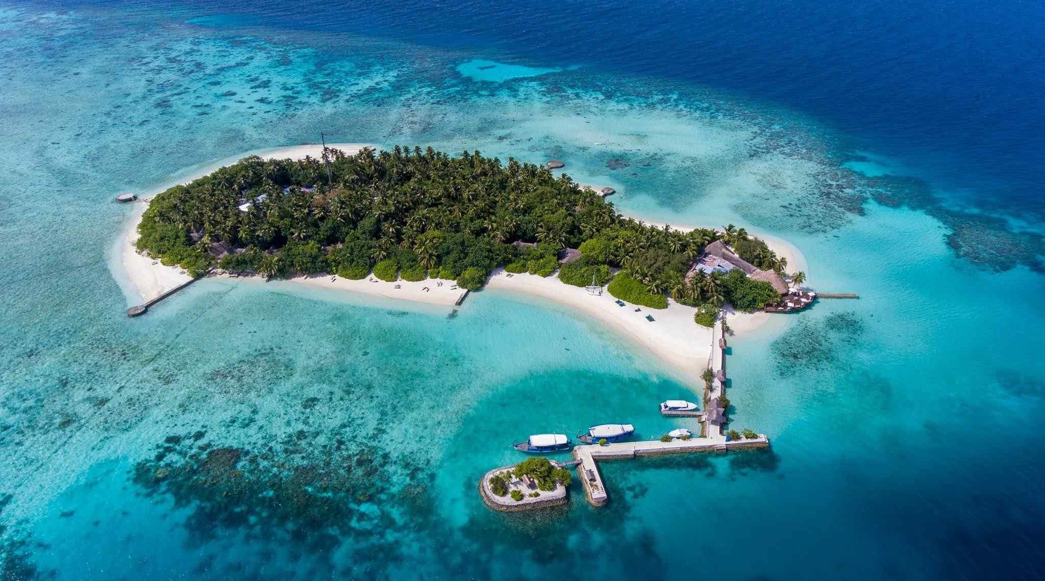 Maldive Old Style: Makunudu Island