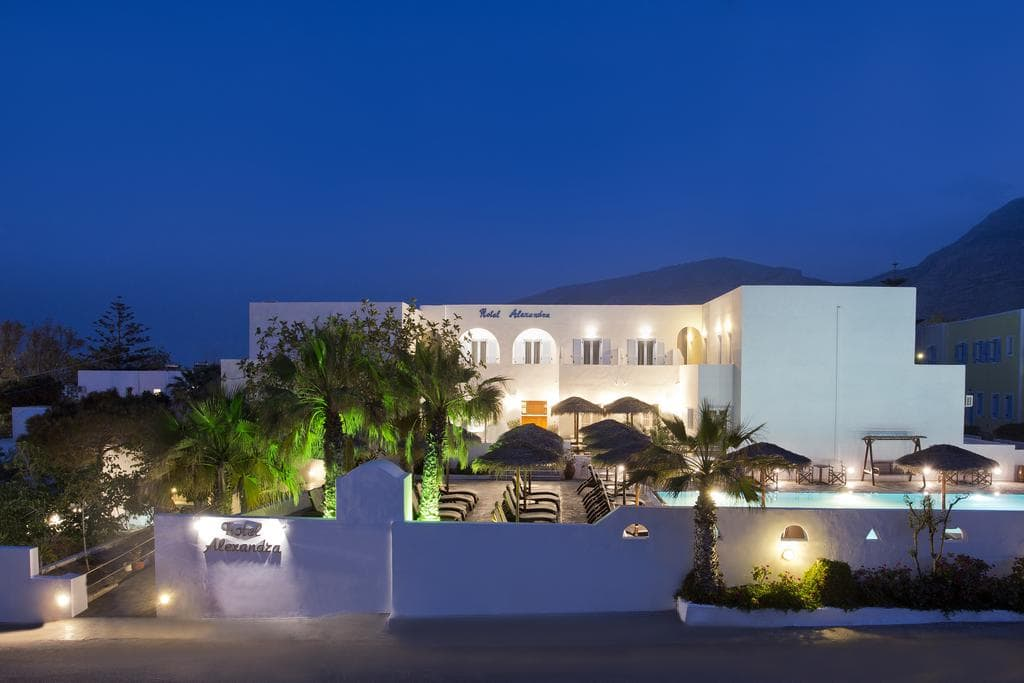 Offerta Santorini estate 2019