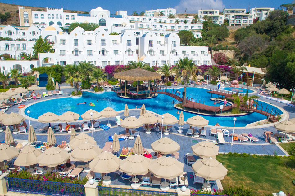 Offerta Turchia; Salmakis Beach Resort 4*