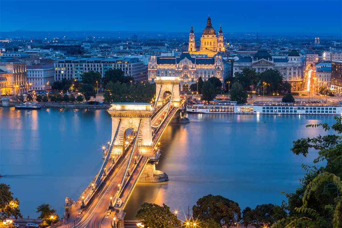 Offerta Budapest Tour Regina del Danubio
