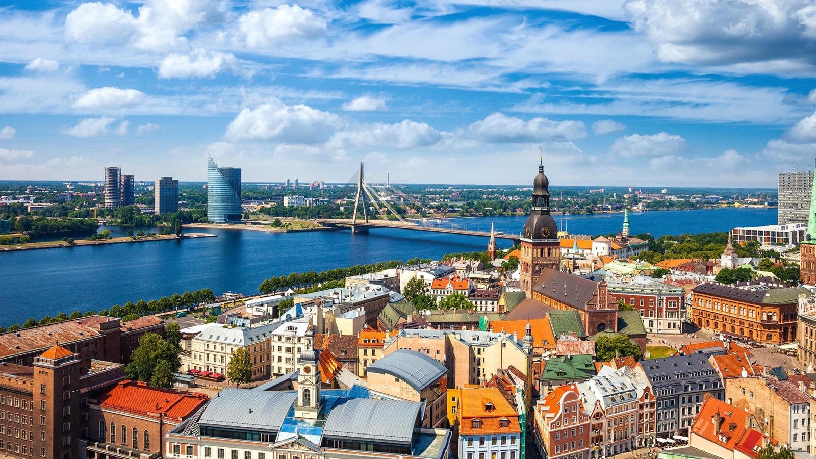 Offerta Tour Capitali Baltiche da Catania
