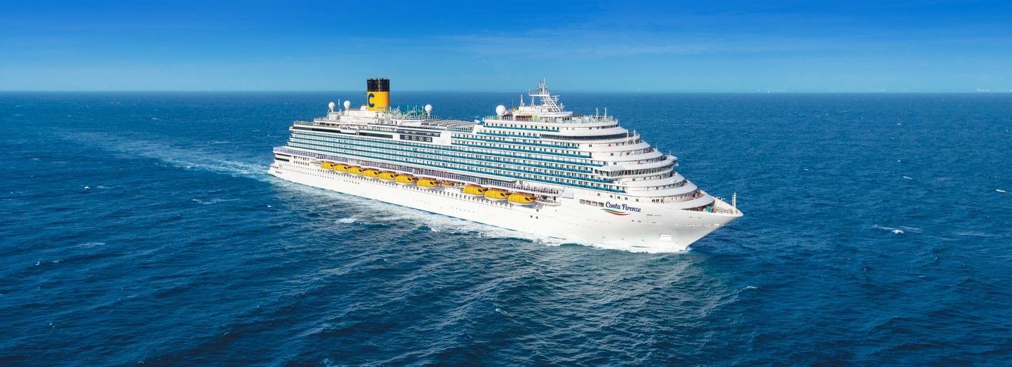 OFFERTA COSTA FIRENZE MEDITERRANEO OCCIDENTALE